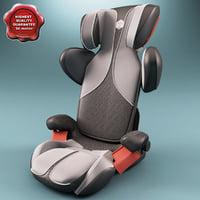 Kiddy Car Seat Cruiser Pro
