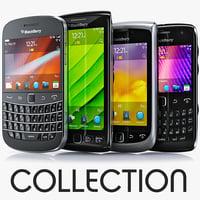 3d blackberry smartphone 2