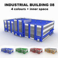 Large industrial building 08