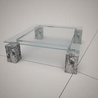 cattelan italia dielle coffee table 3d max