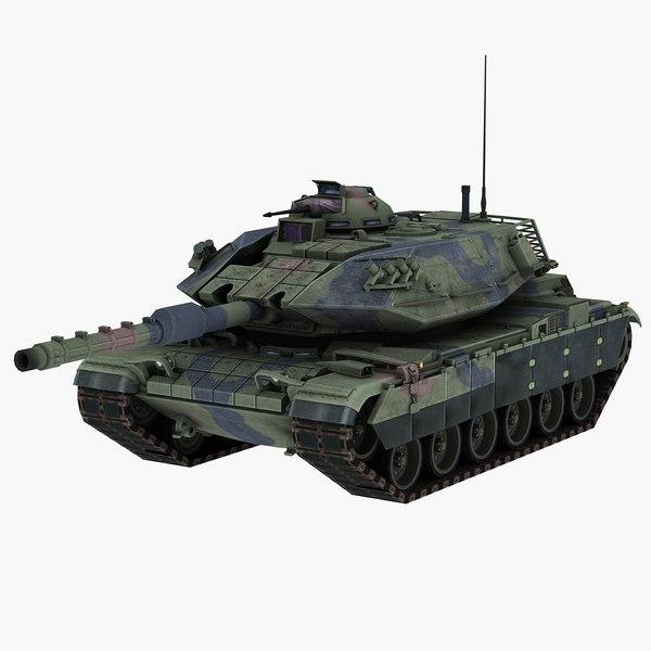 M-60T Sabra Ana Muharebe Tankı