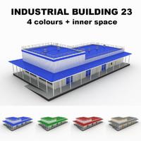 Medium industrial building 23