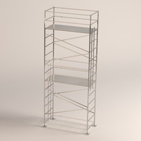 scaffolding 3ds