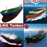 tankers v2 3d model