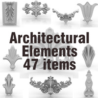 Architectural Elements Collection