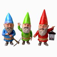 Garden Gnomes Pack