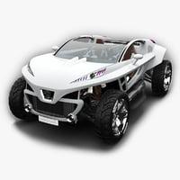 Concept Car Peugeot Hoggar