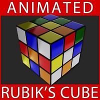 3ds max rubik s magic cube
