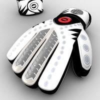 Soccer Gloves (Set 1)