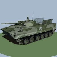 BMP3 Russian light tank