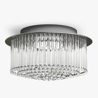 chandelier light 3d obj