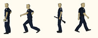 3ds max officers