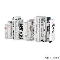 3d design books model