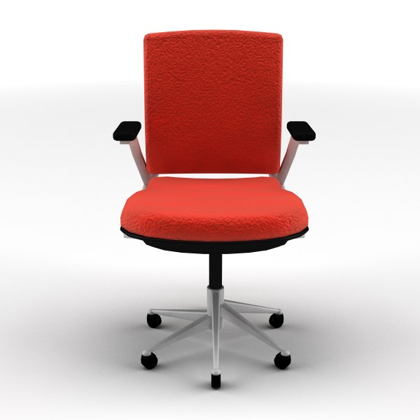 red living room ideas pictures - Spinny Chair for Classroom Red