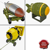 Nuclear Bombs Collection