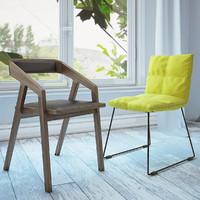 Zilio Lapigra Chair