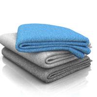 bathroom towel 3d 3ds