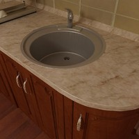 3d 2012 circle kitchen sink