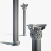 Classical column c03