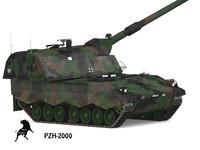 Pzh-2000 German Version