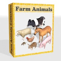 farm animals max
