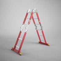 Scaffold Ladder 3