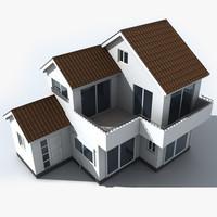 small japan house lwo