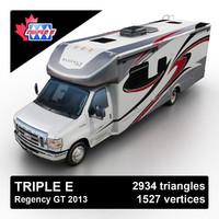 3d 2013 triple e regency