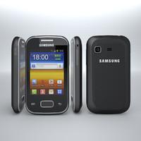 3ds max samsung galaxy pocket gt-s5301