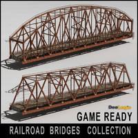 Railroad Bridges Colletion