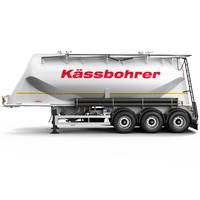 cement trailer kassbohrer