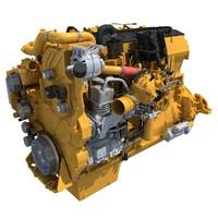 Truck Engine Cat