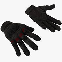 3d motorcycle gloves