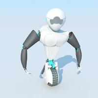 3d robot 2011