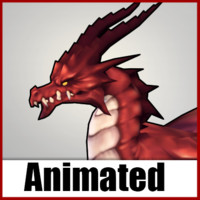 3dsmax dragons unity