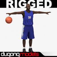 Basketball Player 01