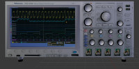 3d model oscilloscope