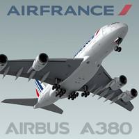 lwo airbus a380 air france