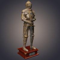 knight armor max