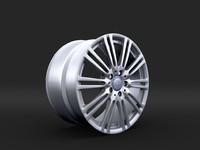 Mercedes Rim R14 17 inches