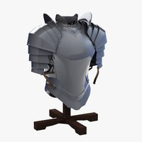body armor obj
