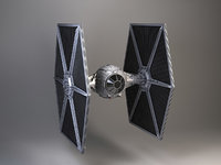 army star wars scifi fighter 3d max