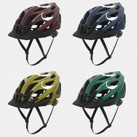 3d bicycle helmet model