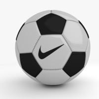 High Poly Soccer Ball