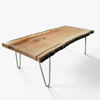 3ds natural table