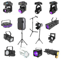 3d max stage equipment