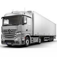 Mercedes Actros StreamSpase