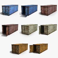 Containers Set