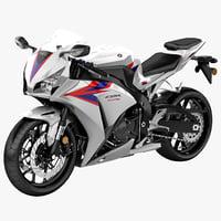 Motorcycle Honda CBR1000RR