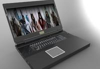 monster p570wm3d laptop 3d 3ds